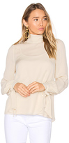 Haute Hippie Ladies And Gents Blouse in White. - size S (also in )