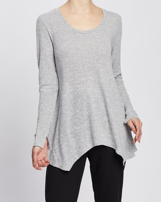 Spurr Leah Tunic Knit Top