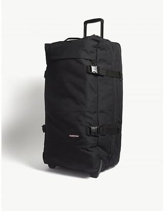 Eastpak Black Andy Warhol Tranverz Two Wheel Suitcase