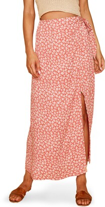 Lost + Wander Madison Floral Skirt