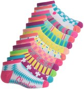 Skechers Mix-and-Match Ankle Socks - 6-Pack, Below the Ankle (For Big Girls)