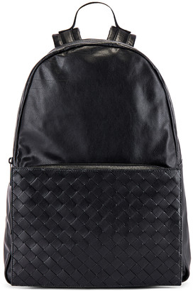 Bottega Veneta Backpack in Nero | FWRD