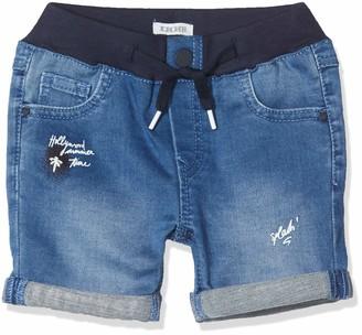 IKKS Junior Baby Boys' Bermuda Denim Imprime Swim Shorts