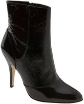 Enzo Angiolini 'Trim' Patent Leather Ankle Boot