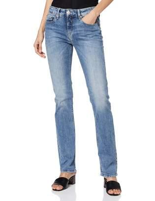 Herrlicher Women's Super G Straight Denim Stretch Jeans