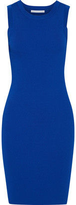 Helmut Lang Ribbed-knit Dress