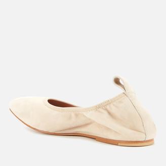 Clarks Women's Pure Leather Ballet Flats