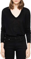 Zadig & Voltaire Brume Cashmere Sweater