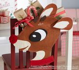 Pottery Barn Kids Rudolph Chairbacker