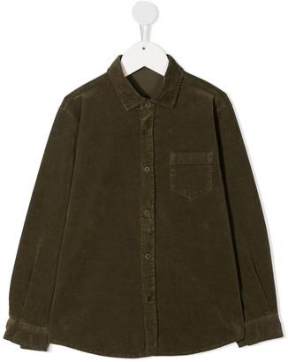 Il Gufo Corduroy Shirt