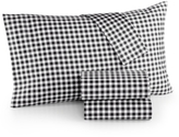 Charter Club Damask Designs Printed King Pillowcase Pair, 500 Thread Count