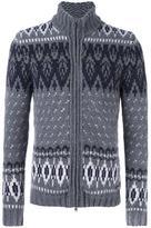 Woolrich zipped cardigan