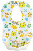 Munchkin Kids Disposable Bibs with Crumb Catcher- 24 Pack