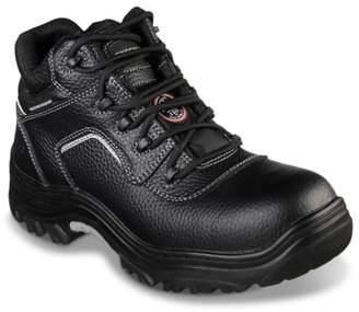 Skechers Burgun Tarlac Steel Toe Work Boot