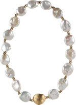 Yvel Keshi Pearl Necklace
