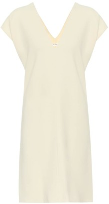 The Row Perry stretch-crepe dress