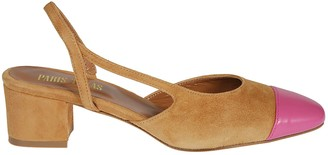 Paris Texas Bicolor Sandals