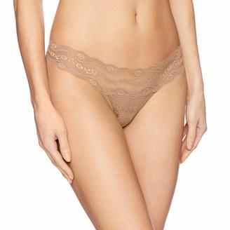 B.Tempt'd b.temptd by Wacoal Women's Lace Kiss Thong Panty