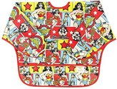 Bumkins DC Comics Sleeved Bib, Wonder Woman Comic, 6-24 Months by