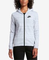 Nike Sportswear Advance Knit 15 Hooded Jacket