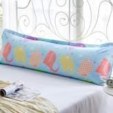 LWZY Pillowcass Pillow covrs/full cotton frsh long pillowcas