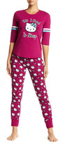 Hello Kitty Needs Sleep 2-Piece Pajama Set