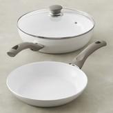 Ballarini Tropea Ceramic Nonstick 3-Piece Cookware Set