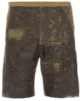 Longjourney Walk cotton shorts