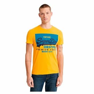 Superdry Men's Vl O Tee T-Shirt