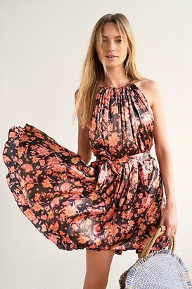 Free People Dina Mini Dress