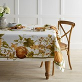 Williams-Sonoma Williams Sonoma Botanical Pumpkin Tablecloth