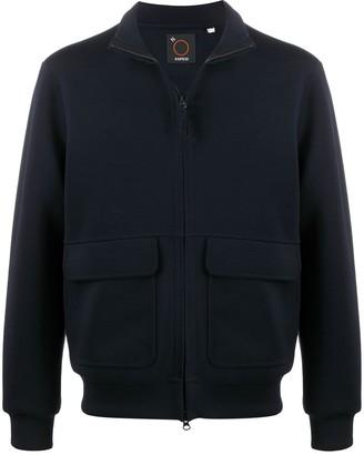 Aspesi Scuba Jersey Slim-Fit Jacket