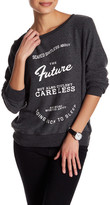 Wildfox Couture Careless Pullover