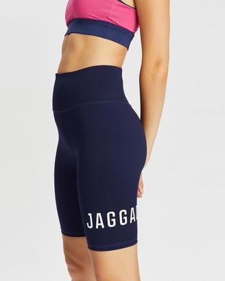Jaggad Core Panelled Bike Shorts