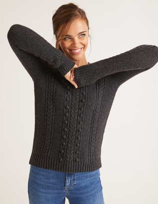 Elodie Cable Jumper