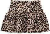 Kate Spade Girls' Leopard-Print Skirt