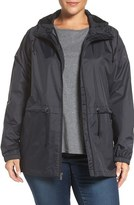 Columbia Plus Size Women's 'Arcadia' Hooded Waterproof Casual Jacket