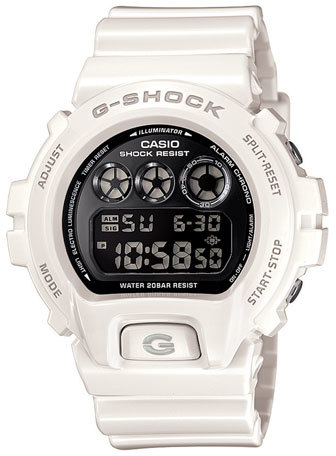 G-Shock 'Mirror Metallic' Digital Watch, 50mm x 45mm