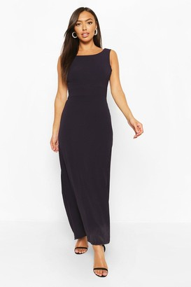 boohoo Petite Occasion Maxi Dress