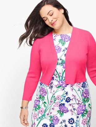 Talbots Plus Size Classic Dress Shrug
