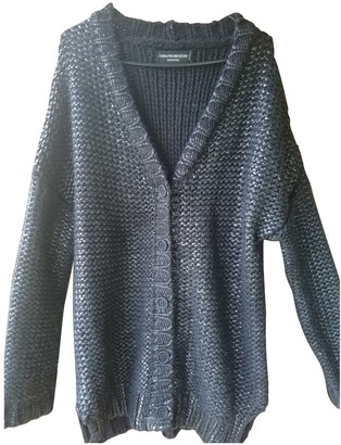Zadig & Voltaire Fall Winter 2018 Black Wool Knitwear
