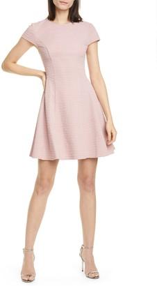 Ted Baker Cherisa Short Sleeve Dress
