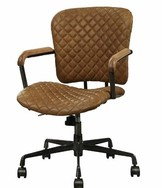 Lucian Faux Leather Executive Chair Williston Forge