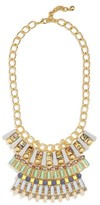 BaubleBar Women's Contessa Bib Necklace