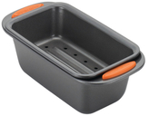 Rachael Ray Yum-o Meatloaf Pan with Insert Set (2 PC)