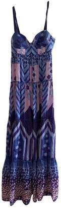 Twelfth St. By Cynthia Vincent Multicolour Cotton Dress for Women