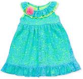 Rare Editions Baby Dress, Baby Girls Eyelet Dress