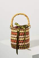 Tambonita Woven Mini Bucket Bag