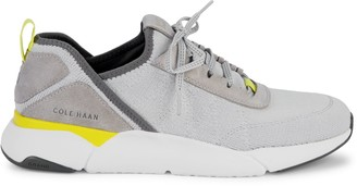 Cole Haan Suede-Trim Training Sneakers