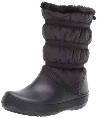 Crocs Women's Crocband Winter Boot Snow